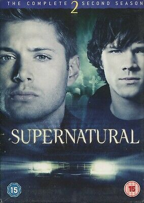 Supernatural - Complete Season Series 2 & 3 Two Three - New Sealed