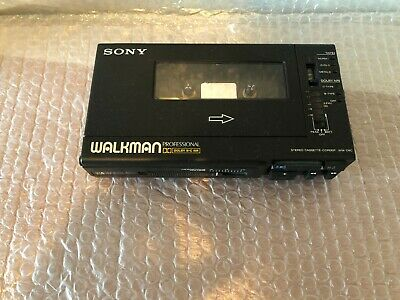 Walkman sony WM-D6C PROFESSIONAL
