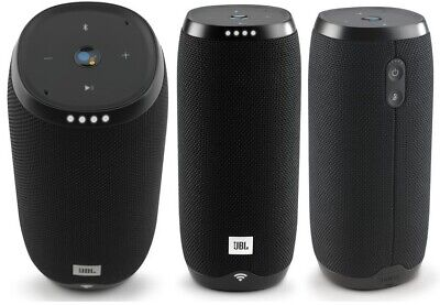 JBL Link 10 Smart Bluetooth Voice Activated Portable Wireless Speaker Great Deal
