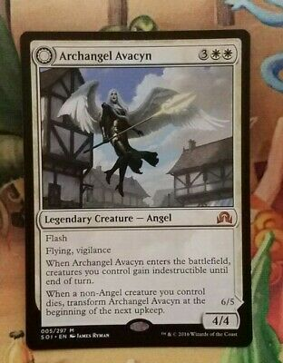 Magic The Gathering Archangel Avacyn Shadows Over Innistrad 1x LP MTG