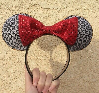 Dumbo Mickey Mouse Ears headband sequins for Disneyland Disney World