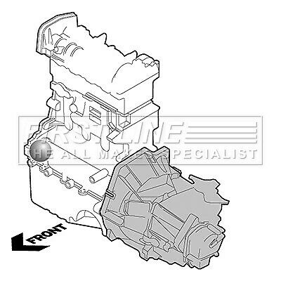 Engine Mount FEM3891 First Line Mounting 112100020R Genuine Quality Replacement