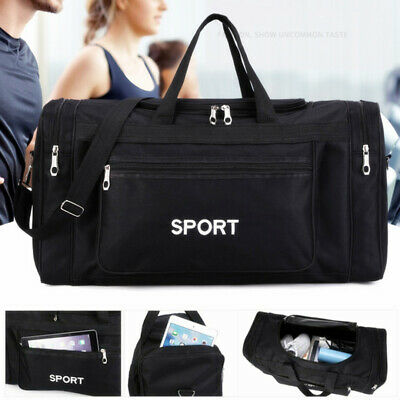 DE Sporttasche Crossbody Reisetasche Sport Alltags Reise Trainings Tasche Travel