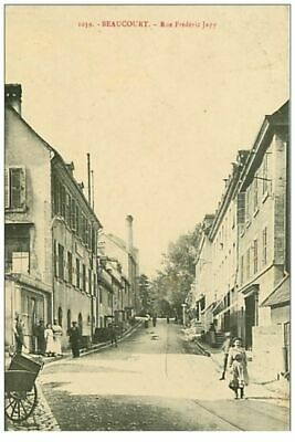 90.Beaucourt.rue Frederic Japy