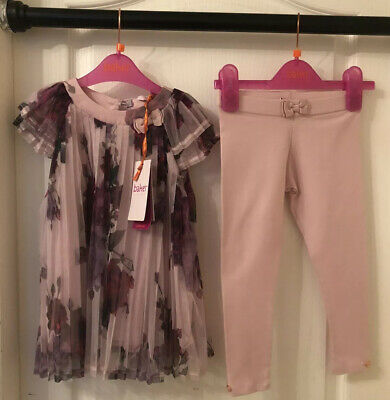 Ted Baker Girls Outfit Age 2-3 Years