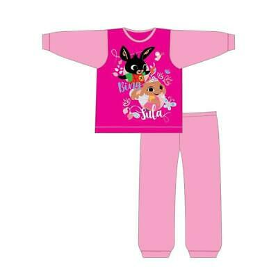 Girls Bing Bunny Pyjamas Pjs Nightwear Kids Sula Age 18 Months - 5 Years