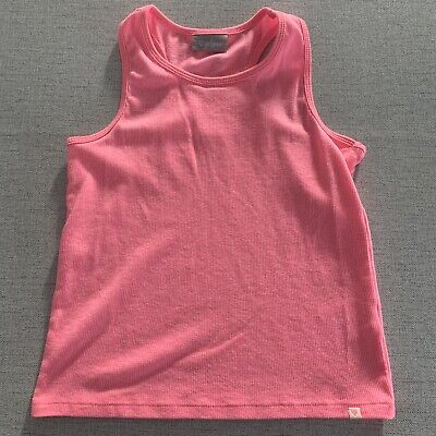 Matalan Girls Pink Vest Top - Age 9 Years - Great Condition