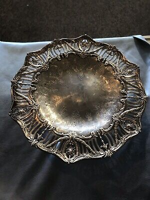 Marcus&co Large Compote Solid Sterling #2983/47