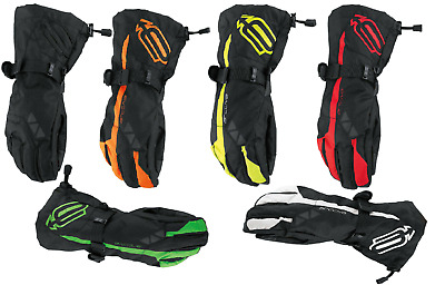 Arctiva Pivot Mens Gloves Snowmobile Gear Cold Weather Riding (Pick Size &Color)