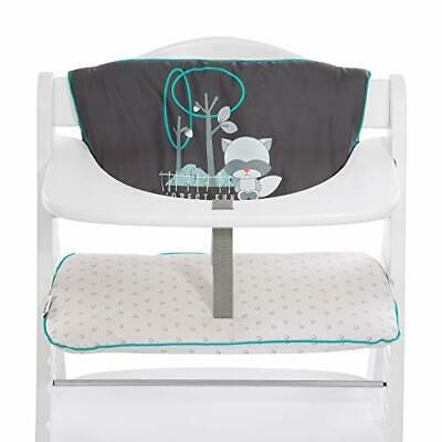 Hauck Highchair Pad Deluxe - Cojin protector para trona alta (forest fun)