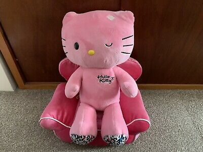 Hello Kitty build a bear + Hello Kitty Chair