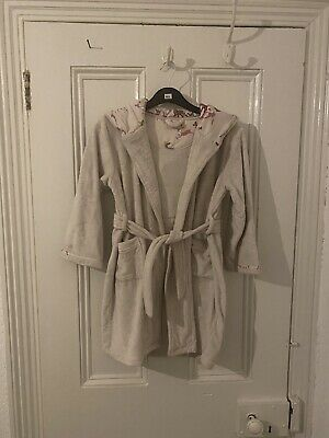 Girls Ted Baker Dressing Gown Size 7-8