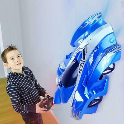 Gravity Defying RC Car Wall Climbing Remote Control Anti Ceiling Racing Toy US