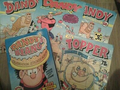 dandy and topper summer special