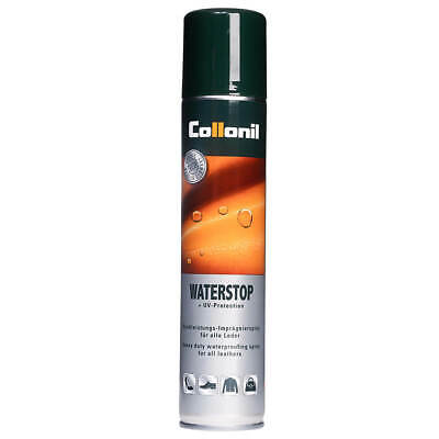 Collonil Waterstop UV Protection Spray 200ml- Smooth Leather Care & Shoe Protect