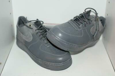 NIKE X PIGALLE Air Force 1 Low CMFT LW SP Cool Grey Size 12