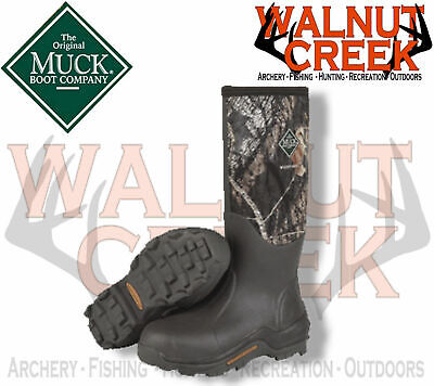 Muck Boot Woody Max Waterproof Insulated Hunting Boot Unisex Men 8 / Women 9