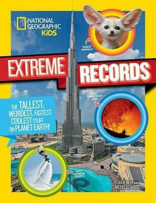 Extreme Records (National Geographic Kids)