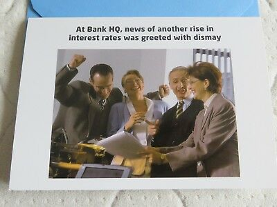 Funny Birthday Card With Envelope