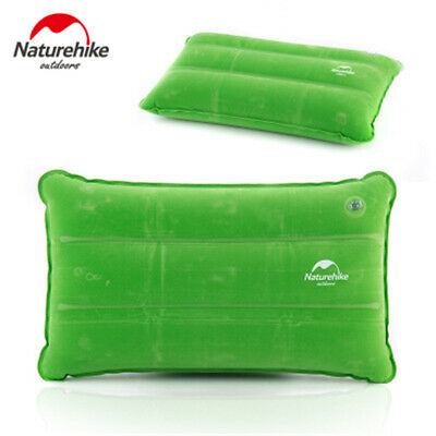 Naturehike Inflatable Travel Air Pillow Neck Camping Sleeping Portable Pillow