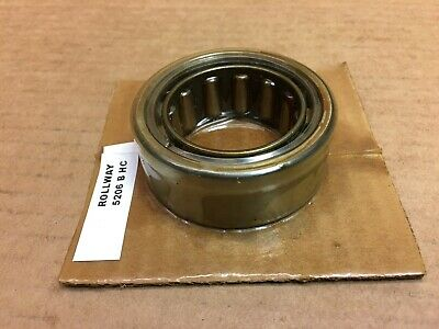 Rollway 5206Bhc Cylindrical Roller Bearing 5206 B Hc 5206B-Hc Usa