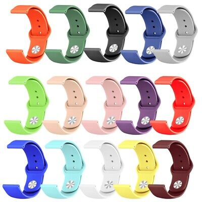 For Xiaomi Huami Amazfit Bip Replacement Silicone Smart Watch WristBand Bracelet