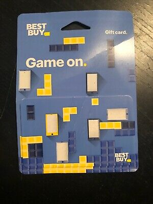 Best Buy Gift Card $50 New! Fast Shipping