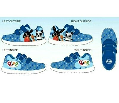 Bing Bunny  Shoes trainers official UK kids sizes 7-12.5  New