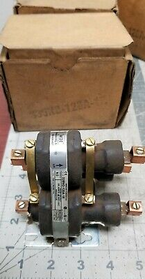 Mercury 335NO-120A-18 Displacement Contactor Relay Distressed Packaging [B9S4]