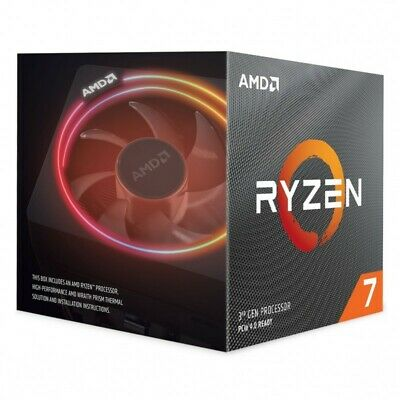 AMD Ryzen 7 3800X 3,9 GHz CPU (FLASH SALE)