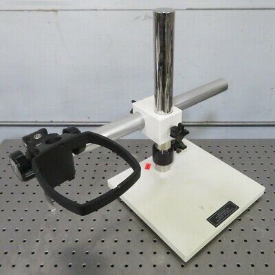C164503 Boom Stand w/ E-Arm for Bausch & Lomb StereoZoom SZ4 SZ5 SZ7 Microscope