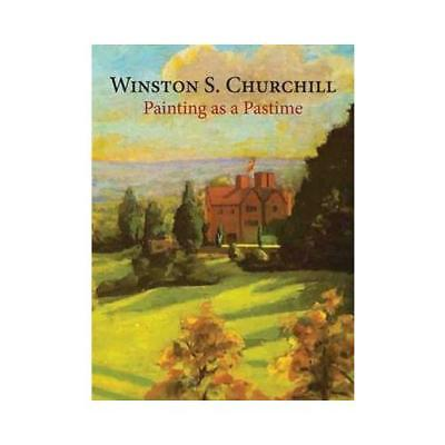 Painting as a Pastime by Winston Churchill (author)