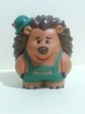 DISNEY/PIXAR TOY STORY Mr. PRICKLEPANTS -HEDGEHOG- MATTEL FIGURE 1.3/4""