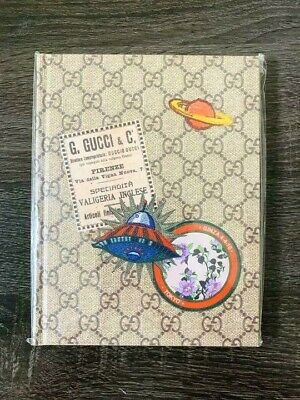 """Gucci Limited Edition Oggi Notebook """"my Gucci Book"""" From Japan"""