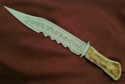 Supernatural influnced Ruby's Knife Replica Cosplay