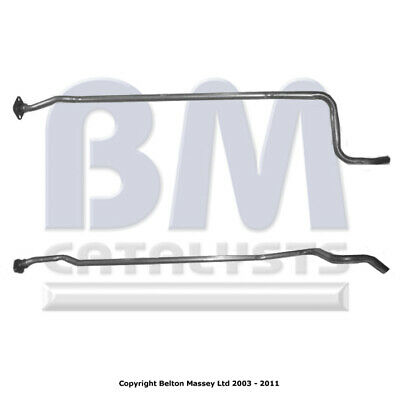 Exhaust Pipe CENTRE for FIAT PUNTO 1.2 CHOICE2//2 05-on GRANDE Petrol Hatchback