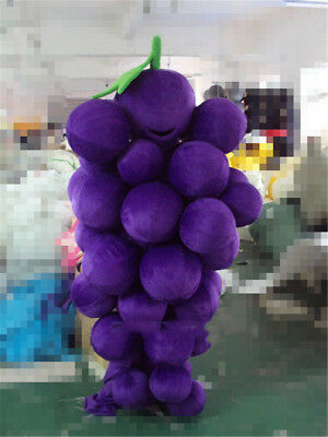 Latex Fruit Vine Grape Berry Funny Happy Face Cosplay Props Fancy Party Mask