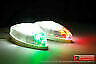 LED AIRCRAFT NAV / POS / STROBE LIGHT 3 in 1 . Set of two lights.