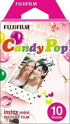 Fujifilm Instax Mini Candy Pop Film Single Pack 10 Sheets