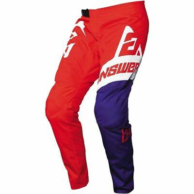 Answer Racing Syncron Voyd Youth Pants