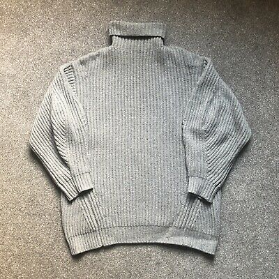 Acne Studios Isa Wool Oversized Jumper - Size Small