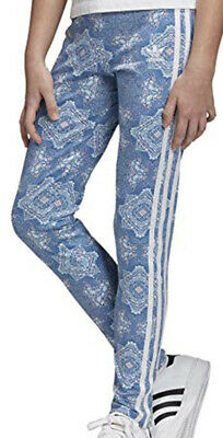 size 9-10 years - adidas originals 3 stripes cc leggings kids - dv2368