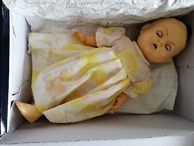 Antique Doll from 1950s