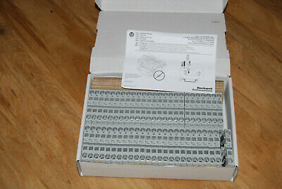 Box of 50 Allen-Bradley 1492-LG6 Terminal Block