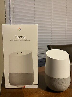 Google Home Smart Assistant - White Slate (US)