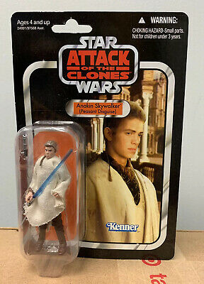 Star Wars, Vintage Collection, VC32, Anakin Skywalker, Peasant Disguise, New