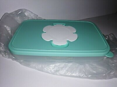 Tupperware SALE Slim Purse Pack Wipes Container Tissues Wet Wipes BNIP