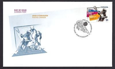 Canada  # 2161   WORLD LACROSSE CHAMPIONSHIP  Nice  New 2006 Unaddressed Cover