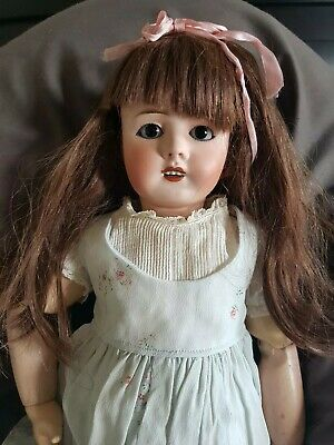 Antique French Limoge Bisque doll