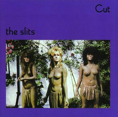 "The Slits ""Cut"" Remastered Vinyl LP Record (New & Sealed) 2019"